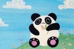 Kawaii panda
